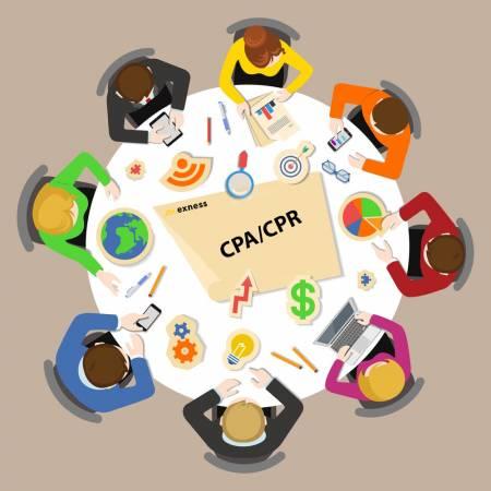 Le programme de coût par action (CPA) - Coût par enregistrement (CPR) pour les partenaires Exness