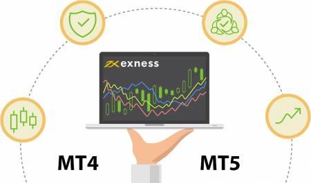 MT4 اور MT5 کے درمیان فرق Exness کے ذریعہ