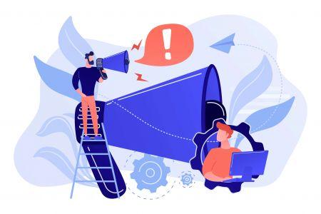 Cómo administrar las alertas de negociación social de Exness