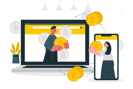 Deposit and Withdrawal using Bitcoin on Exness