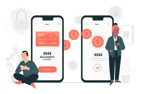 Deposit and Withdrawal using Mobile Money on Exness