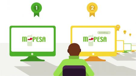Deposit and Withdrawal using M-Pesa on Exness