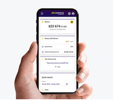How to Join Affiliate Program in Exness
